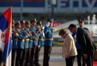Merkel u poseti Beogradu: Odnos Nemačke i Srbije je pun poverenja (VIDEO, FOTO) 4