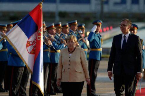 Merkel u poseti Beogradu: Odnos Nemačke i Srbije je pun poverenja (VIDEO, FOTO) 5