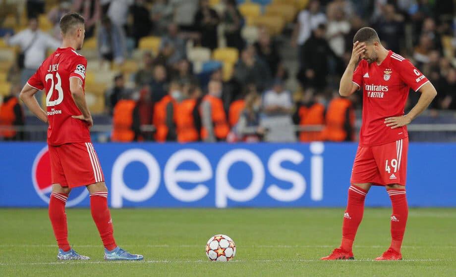 Bajern slavio u Barseloni, Dinamo i Benfika igrali nerešeno 1