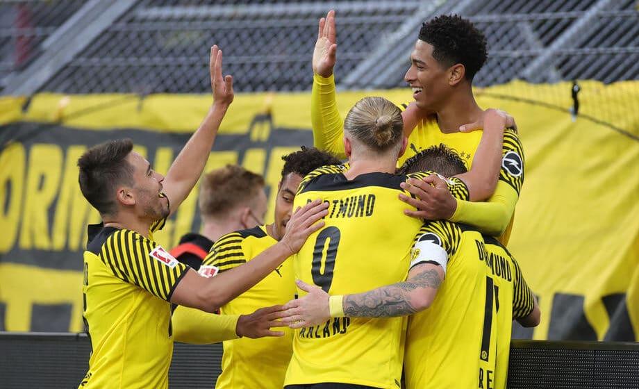 Borusija Dortmund bolja od Union Berlina 1