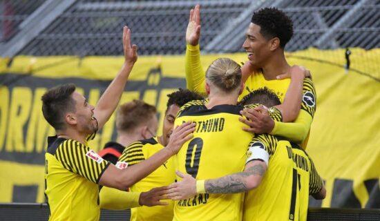 Borusija Dortmund bolja od Union Berlina 11
