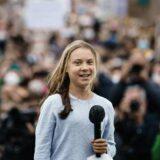 Greta Tunberg pridružila se ekološkom skupu u Nemačkoj 16