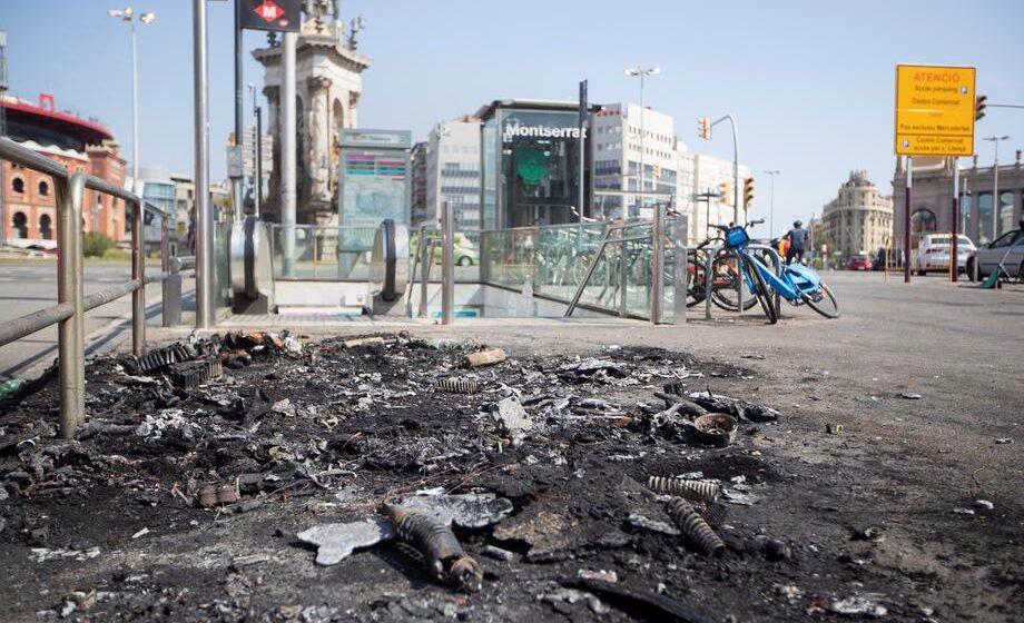 U neredima tokom festivala u Barseloni povređene 43 osobe 1