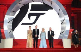 Glumci, predstavnici kraljevske porodice na premijeri novog filma o Džejmsu Bondu (FOTO) 7