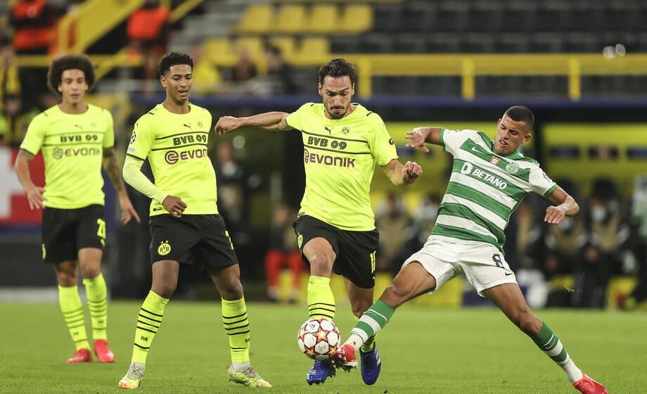 Malen doneo sva tri boda Borusiji protiv Sportinga, veliko iznenađenje u Madridu, Šerif pobedio Real 1