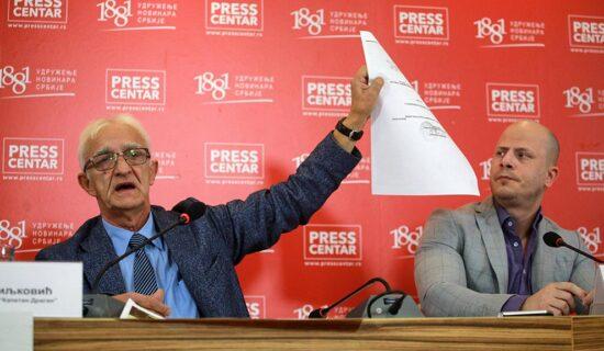 LSV: Ko je odobrio konferenciju kapetana Dragana u UNS-u 14