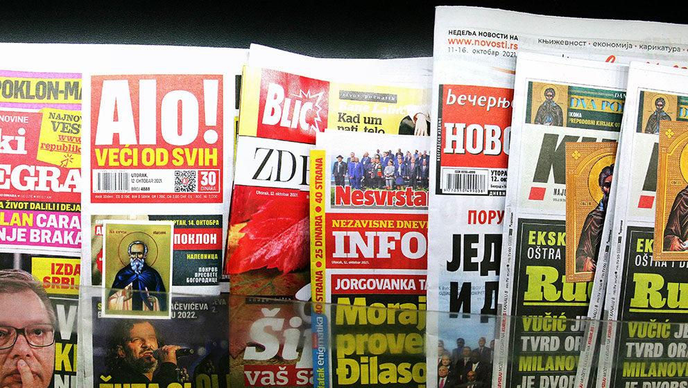 Kakva je vlasnička struktura najuticajnijih srpskih tabloida 1