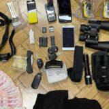 MUP: Uhapšena dvojica osumnjičenih zbog krađe 11