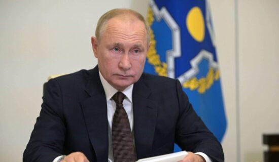 Putin: Rusija može da poveća isporuke gasa kad Severni tok 2 dobije dozvolu 7