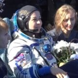 Rusija i svemir: Filmska ekipa se vratila na Zemlju posle snimanja 11