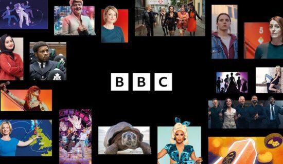 Televizija i Britanija: BBC predstavio novi, moderni logo 7