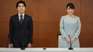 Japanska princeza Mako: Odrekla se titule i udala za čoveka kog voli 11