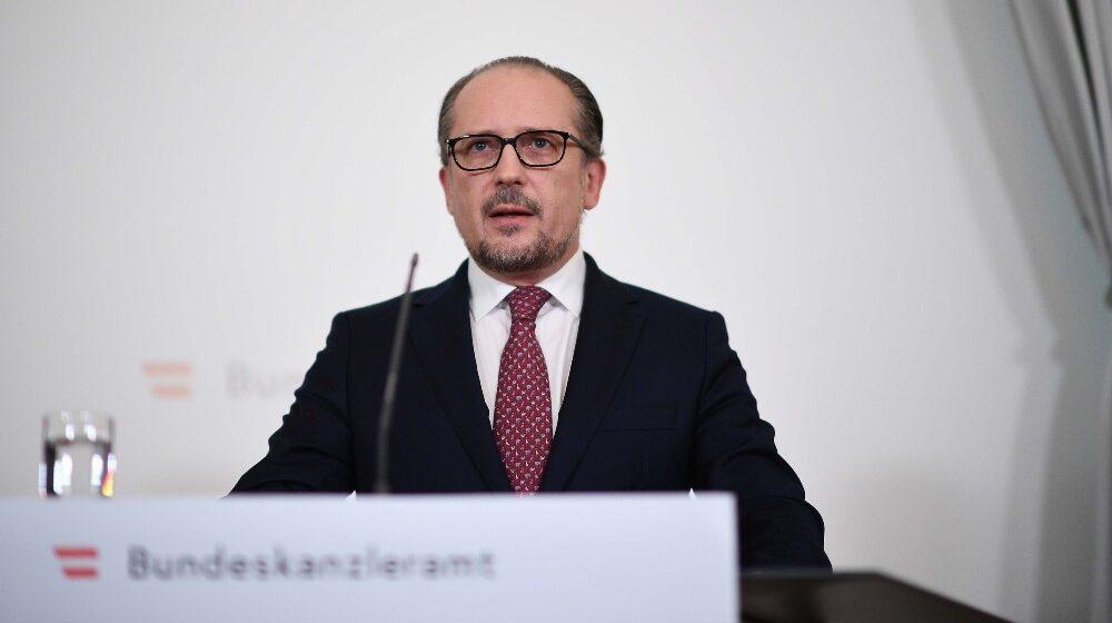 Aleksander Šalenberg: Plemićki kancelar Austrije 1