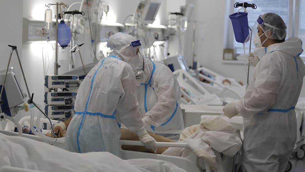 Brnabić: Situacija zbog tri kovid bolnice potpuno različita u odnosu na prethodne talase 1