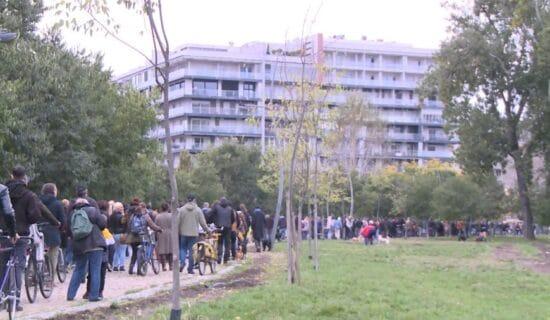 Antifašistički front u šetnji: Borba protiv fašizma nikad ne sme da stane 7