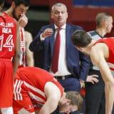 Crvena Zvezda v KK Split
