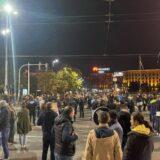 Protest zbog kovid propusnica u Beogradu i Nišu (FOTO) 3