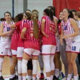 Košarkašice Crvene zvezde poražene na startu Evrokupa 1