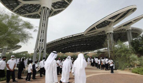 Tri radnika umrla od korona virusa tokom izgradnje hale za Dubai Ekspo 2020 1