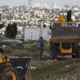 Izrael najavio izgradnju oko 1.300 kuća za jevrejske naseljenike na okupiranoj Zapadnoj obali 10