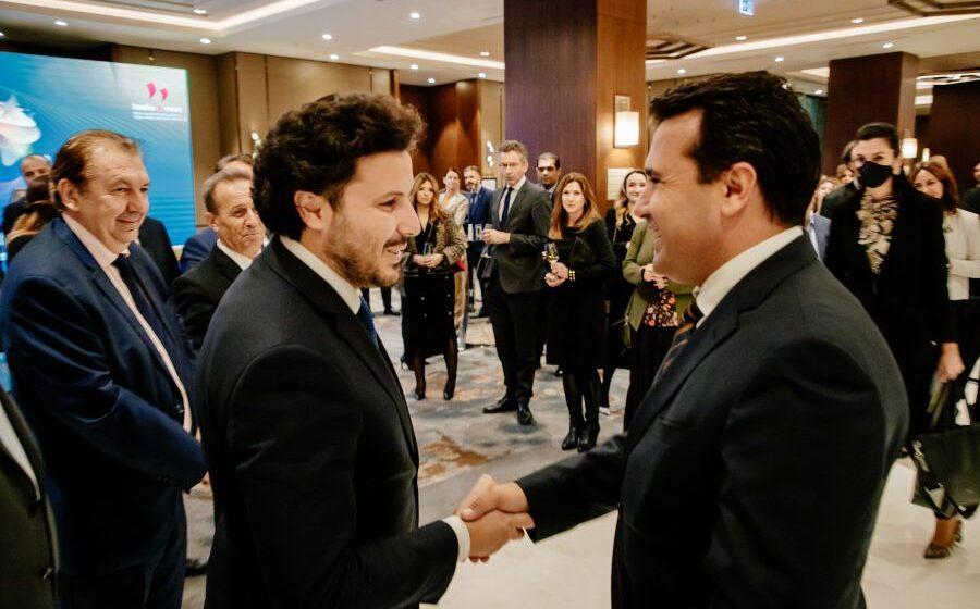 Abazović i Kurti na Zapadnobalkanskom samitu u Skoplju 1