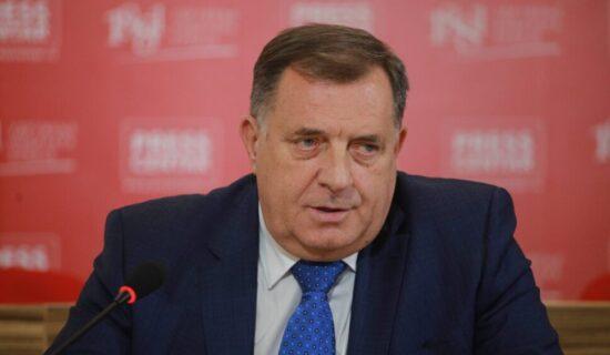Dodik: 25. oktobra sednica parlamenta RS na kojoj će biti vraćene entitetske nadležnosti 13