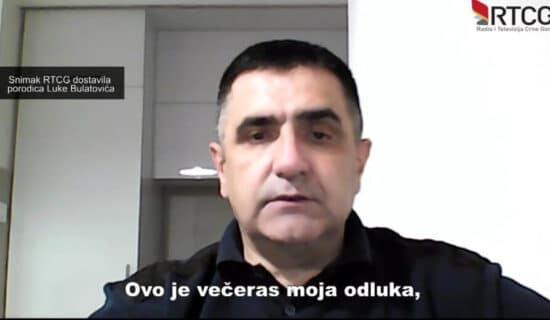 RTCG emitovala oproštajnu poruku bivšeg funkcionera ANB-a koji je pre pet dana pronađen mrtav (VIDEO) 13