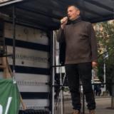 Počeo protest ispred Republičkog javnog tužilaštva, okupljeni poručuju da hoće pravdu (VIDEO) 5