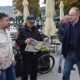 Nova rs: Užičani, u znak protesta, napunili kafić koji je zbog Đilasa zatvorila poreska inspekcija 9
