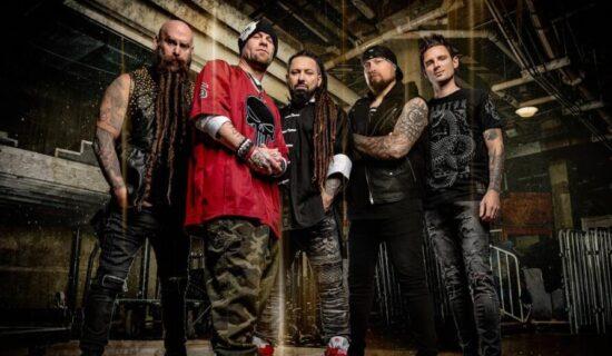Najpopularniji hevi metal bend u svetu Five Finger Death Punch 2. jula 2022. na Tašmajdanu 12