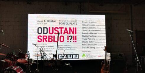 Serbia regresó a la civilización el 5 de octubre de 2000 4