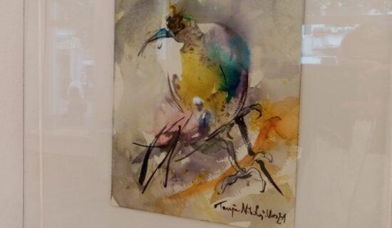 Otvorena 27. izložba akvarela u Šapcu 13