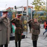Na Trgu republike održana svečanost u okviru Dana slobode 2021 11