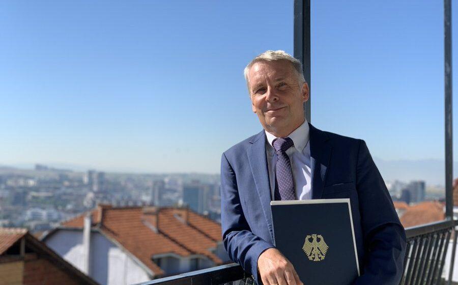 Nemački ambasador Rakiću: Ne poredite Sever Kosova sa Holkaustom 1