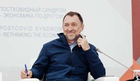 Ruski biznismen Deripaska povodom navoda da mu je FBI upao u kuću 7