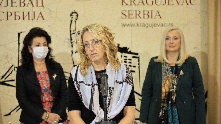 """""""Ponovo snažna i važna"""", podrška ekonomskom osnaživanju žena u Kragujevcu 1"""