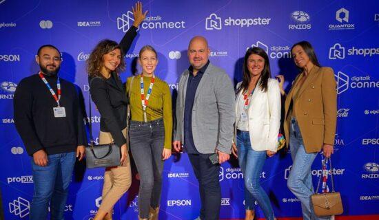Prvi DigiTalk Connect događaj okupio oko 150 zvanica iz oblasti tehnologije, inovacija i marketinga 7