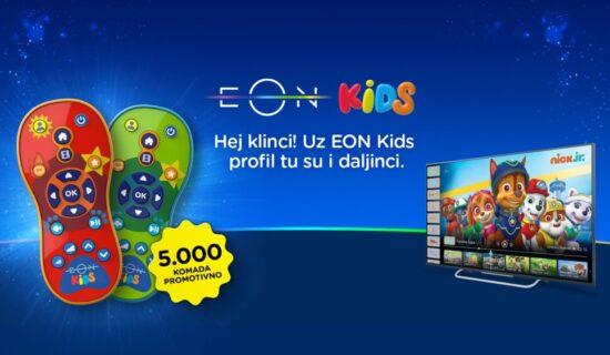SBB: EON Kids ponuda obogaćena daljinskim upravljačima namenjenim najmlađim korisnicima 14