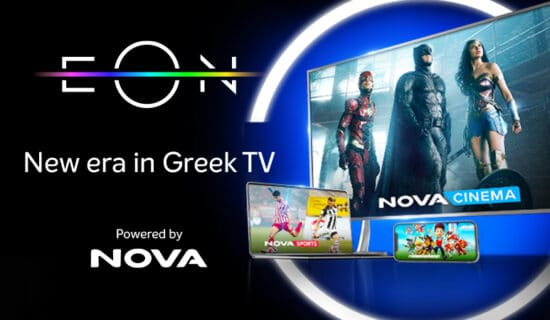 United Grupa lansirala EON TV platformu u Grčkoj 13