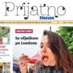 """Novi dodatak lista Danas - """"Prijatno"""" od sutra svakog petka uz novine 19"""