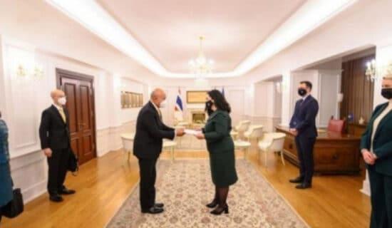 Osmani: Kosovo je jedina zemlja u regionu sa Ambasadom Tajlanda 13