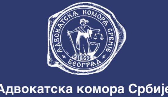 AKS: Obustava rada advokata 20. i 21. oktobra 12