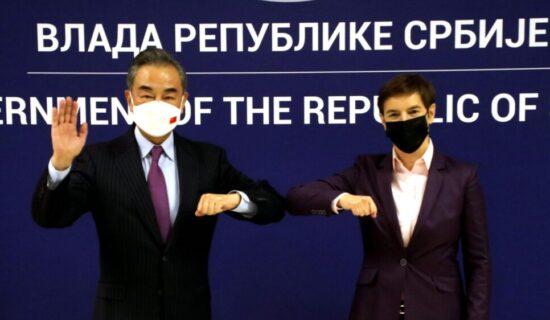 Brnabić i Vang o produbljivanju i razvoju odnosa Srbije i Kine 12