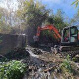 Prvo uklanjanje pregrada iz reka u regionu: Vezišnica ponovo slobodna 1