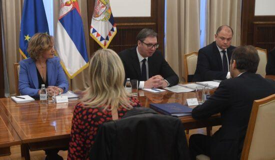 Vučić zadovoljan Izveštajem EK, Žiofre – puna podrška naporima Srbije 13