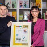 "Vulkanov ""Digitalni svet"" najbolji evropski udžbenik za prvake 5"
