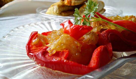 Recept nedelje: Paprike sa krompirom 10