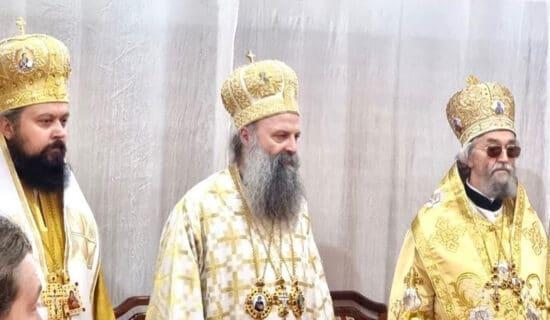 Patrijarh Porfirije: Ako ikom želimo zlo, neka bude nama 13