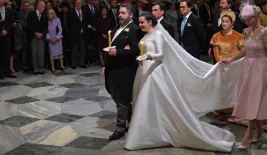 Potomak Romanova se venčao u Rusiji 13