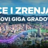 Zrenjanin i Užice su novi GIGA gradovi 6
